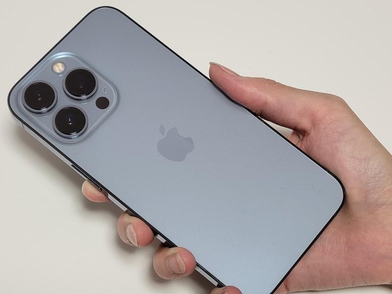 iPhone 13 Pro 徹底レビュー!スペックや評価・カメラ性能まとめ
