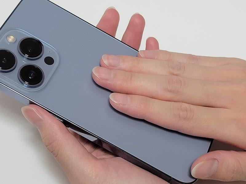 iPhone 13 Pro のメリット