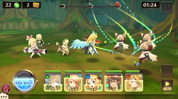 無料RPGスマホゲーム「ヴァルキリーコネクト」を評価!実際にプレイしてみた感想