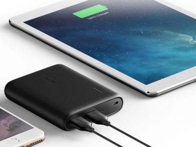 大容量モバイルバッテリー おすすめランキング