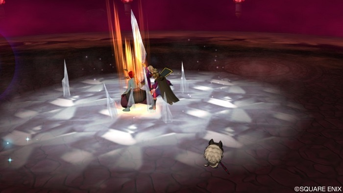 【邪神の宮殿】7月10~7月24日 闇に堕ちた英雄の幻影(二獄)を戦士で参加してきました