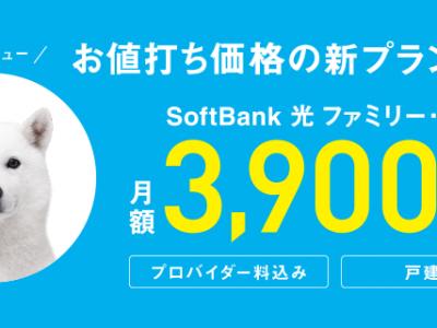 ソフトバンク光「ファミリー・ライト」をわかりやすく解説!