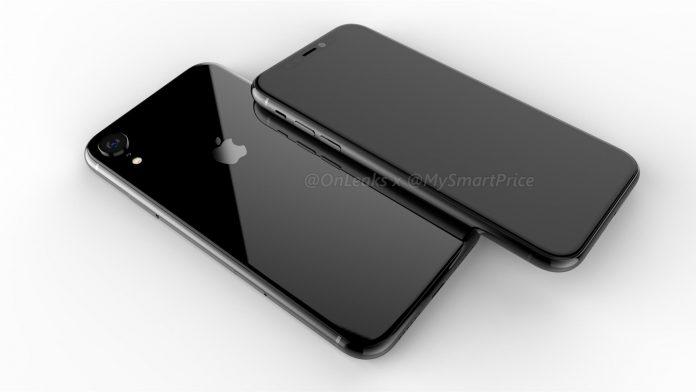 2018年6.1インチiPhoneのデザインとサイズがリーク!