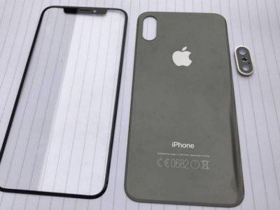 iPhone 8のデザインパネルがリーク!全モデルでガラスパネルを採用か
