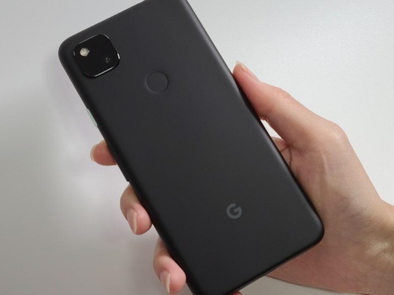 Google Pixel 4a 購入レビュー!スペックや評価・カメラ性能まとめ