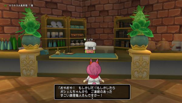 【ドラクエ10】調理職人 レベル開放クエストに行ってきたよ【ネタバレあり】