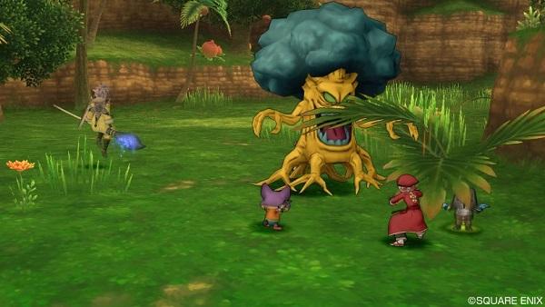 【ドラクエ10】世界樹の葉集めに転生狙いで「ちょうろうじゅ」と戦ってきました
