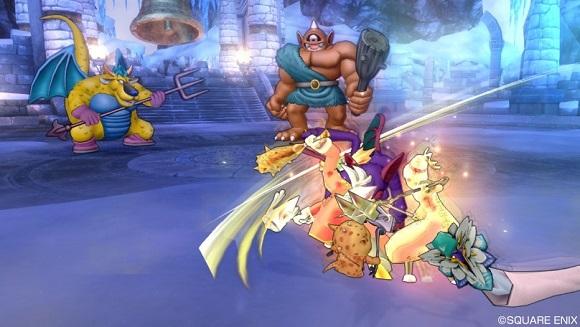 【ドラクエ10】ハンマーバトマス構成で悪霊の神々強と戦ってみたよ!