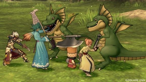 「ギガブレイクの極意」と「ドラゴンスラッシュの極意」を同時に狙う!