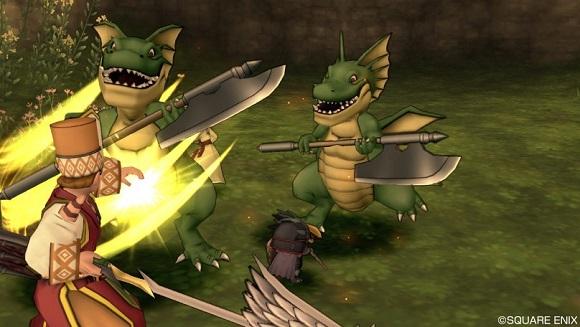 「はやぶさ斬りの極意」と「ドラゴンスラッシュの極意」を同時に狙う!