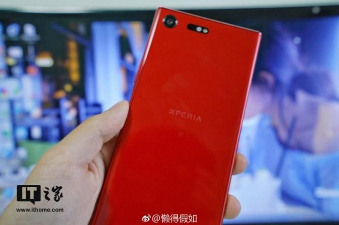 「Xperia XZ Premium」には新カラー「レッド」が存在する?!