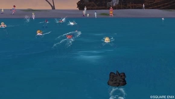 「釣りだ! 水着だ! キュララナ海岸物語」