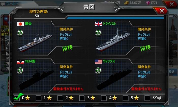 軍艦の建造