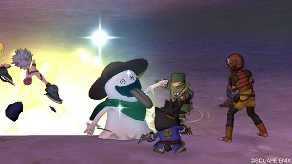 サポ転生狩りで「果てなき回復呪文威力アップ」の宝珠をモッツァレーラからとってきました