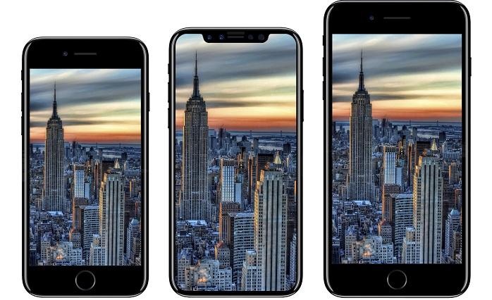 iPhone 8のサイズが判明!iPhone 7よりも大きくなる?!