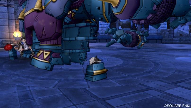 「暗黒の魔人」戦のバトマスの耐性装備と必要宝珠と立ち回り