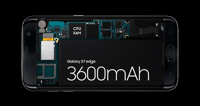 ドコモ Galaxy(ギャラクシー)S7 edge SC-02Hの評価!気になるスペックや評判をレビュー!