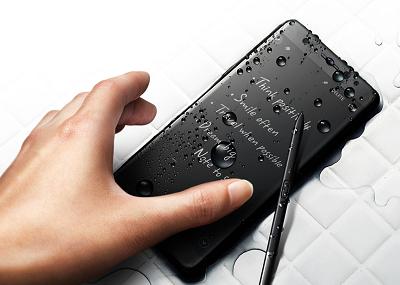 サムスンがGalaxy Note 7を発表!評価やスペックをレビュー!
