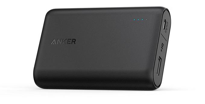 日本で1番売れている?人気大容量モバイルバッテリー「Anker PowerCore 10000」を勝手にレビューする!