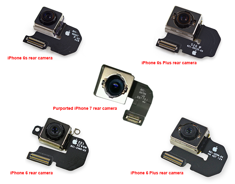 iPhone7 4.7インチモデルにも光学手ブレ補正搭載!?