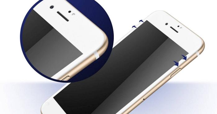 iPhone7用ガラスフィルム「EURPMASK 3D曲面全面保護ガラスフィルム」をレビュー!
