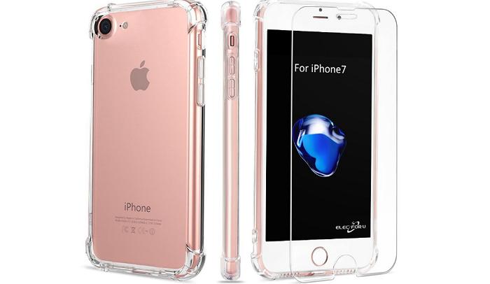 iPhone7用シンプルクリアケースおすすめランキング
