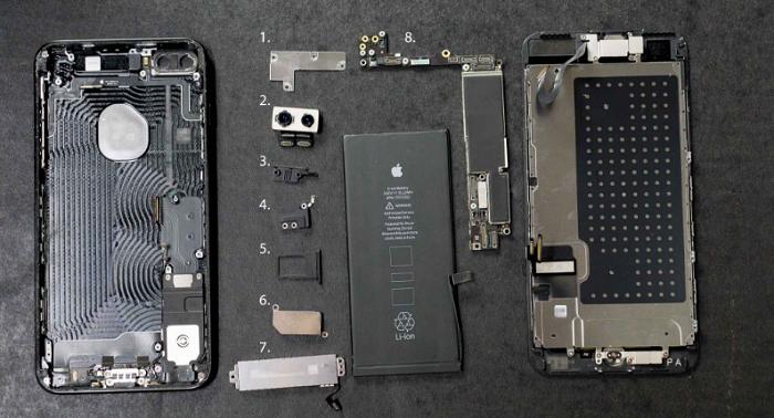 iPhone7 Plusの電池容量が確定!iPhone6 Plusから3%減