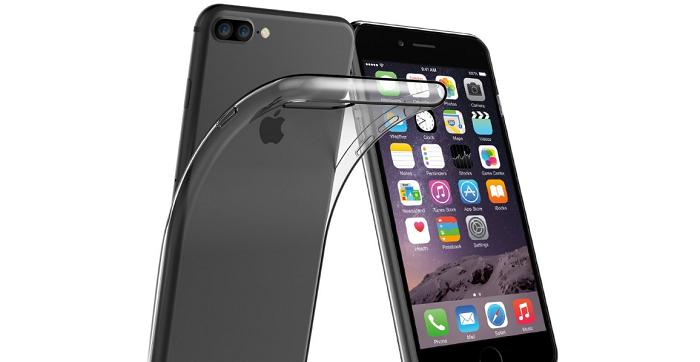 iPhone7 Plus用シンプルクリアケース「Simpeak TPUクリア透明ケース保護カバー」をレビュー!
