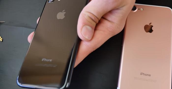 iPhone7の新色「ジェットブラック」はこんなに傷つきやすい!