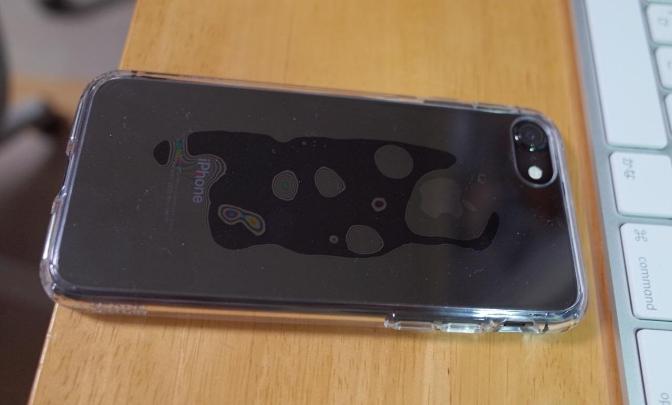 iPhone7用シンプルクリアケース「Spigen ウルトラハイブリッド」をレビュー!
