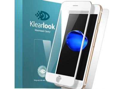 iPhone7用ガラスフィルム「KlearLook 液晶全面保護ガラスフィルム」をレビュー!