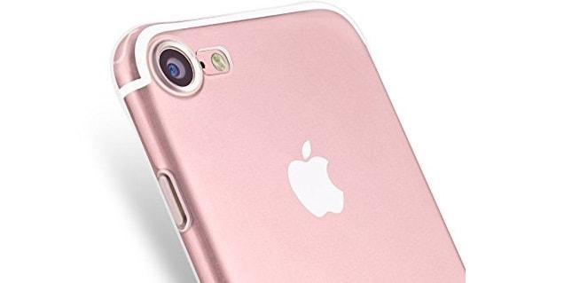 hoco iPhone7用シンプルクリアケース