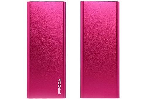 大容量でかわいいモバイルバッテリー「TSUNEO 12000mAh」を評価!スペックや評判をレビュー!