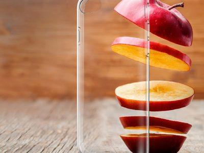 iPhone7用シンプルクリアケース「Spigen iPhone7 ケース リキッドクリスタル」をレビュー!