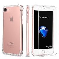 ElecForU iPhone7 クリアケース