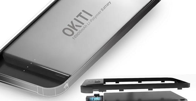 大容量モバイルバッテリー「Okiti モバイルバッテリー10000mAh」を評価!スペックや評判をレビュー!