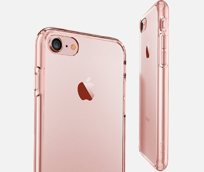 iPhone7用シンプルクリアケース「Spigen iPhone7 ケース ウルトラハイブリッド」をレビュー!