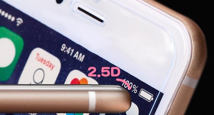 iPhone7用ガラスフィルム「Premium Spade 強化ガラスフィルム」をレビュー!