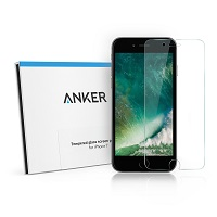 【iPhone 7 専用設計】 Anker GlassGuard iPhone 7 4.7インチ用