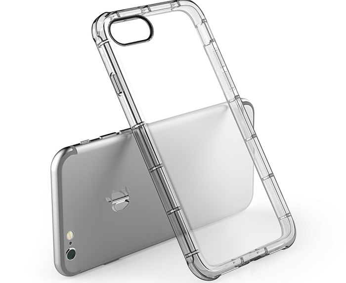 iPhone7用シンプルクリアケース「Anker ToughShell」をレビュー!