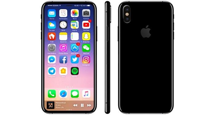 iPhone 8のデザイン