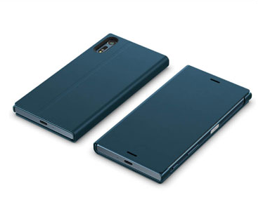 Xperia XZ用ソニー純正手帳型カバーケース「Style Cover Stand SCSF10」をレビュー!