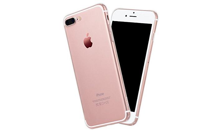 超薄型iPhone7 Plus用シンプルクリアケース「HOCO TPU ライトシリーズ」をレビュー!