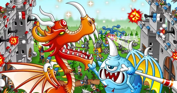 無料シミュレーションスマホゲームアプリ「城とドラゴン」を実際にプレイしてみた評価と感想