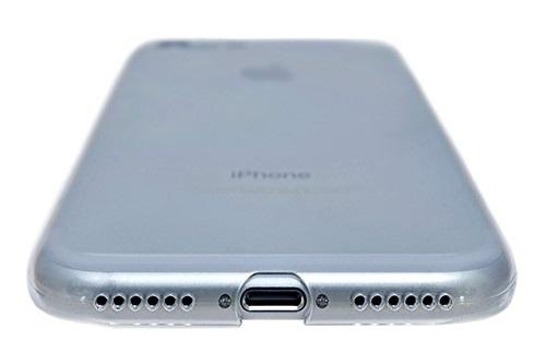 iPhone7用超薄型クリアケース「パワーサポート エアージャケット」をレビュー!