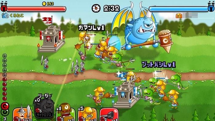 シミュレーションゲームアプリ「城とドラゴン」を実際にプレイしてみた評価と感想