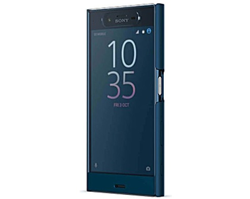 Xperia XZ用ソニー純正手帳型カバーケース「Style Cover Touch SCTF10」をレビュー!