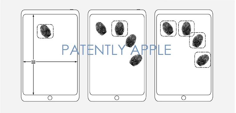 iPhone 8はホームボタンが廃止されディスプレイ全体に指紋認証搭載!?