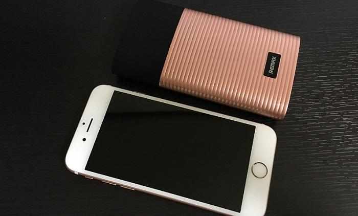 女性に似合うかわいい系モバイルバッテリー「PERFUME 10000mAh」をレビュー!
