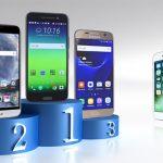 iPhone 7の電池持ちはライバル4機種の中で最下位?!